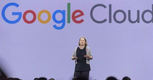 Diane Greene, CEO of Google Cloud