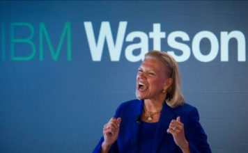 IBM CEO Ginni Rometty since 2012