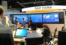 SAP HANA business customers