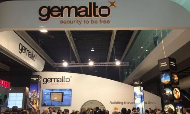 Gemalto at MWC event