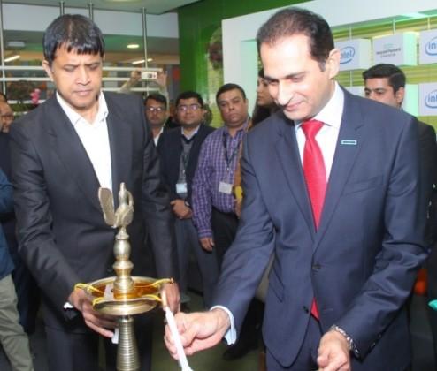 HPE India IoT center