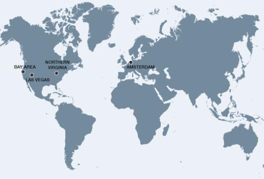 Joyent data center locations