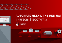 Red Hat at NRF 2018