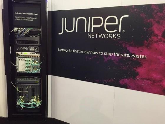 Juniper Networks for technology investment