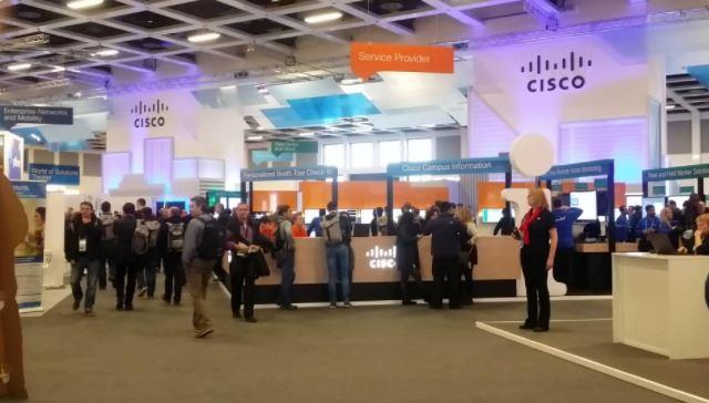 Cisco Live Berlin 2016