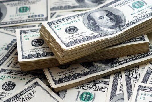 Dollar spending on technology