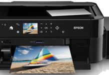 Epson InkJet printer demo