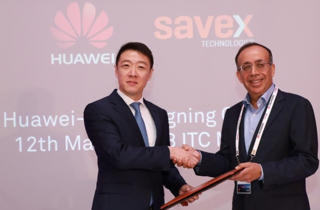 Huawei India enterprise channel partnership