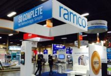 Ramco Systems at a trade event