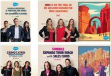 Salesforce ad campaign