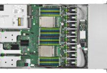 Fujitsu PRIMERGY CX1430 M1 server