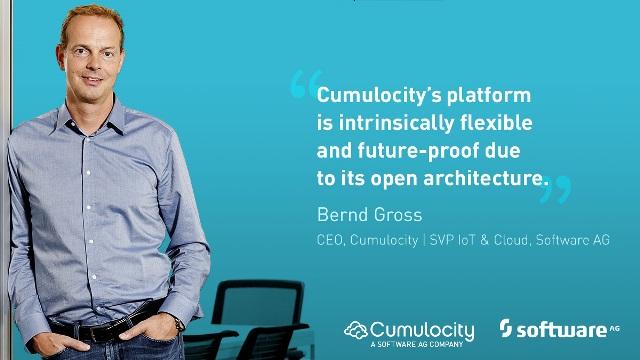 Software AG's Cumulocity IoT platform