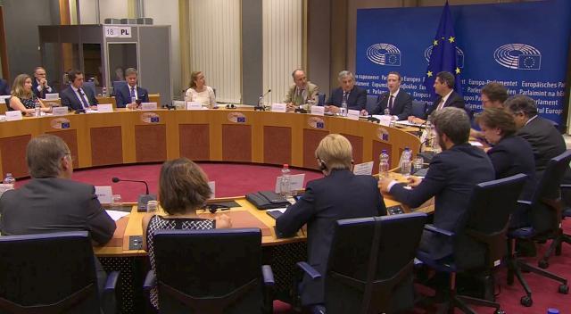 Facebook in EU