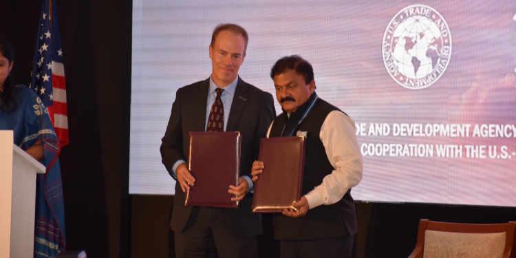 Harris Corp in India