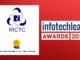 InfotechLead Award 2017 e-Governance Project – IRCTC