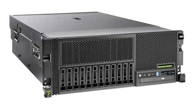 IBM India POWER9 server