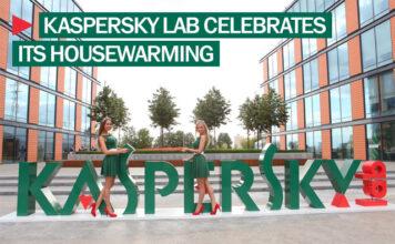 Kaspersky HQ Russia