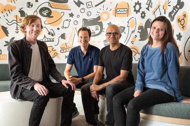 Microsoft GitHub deal