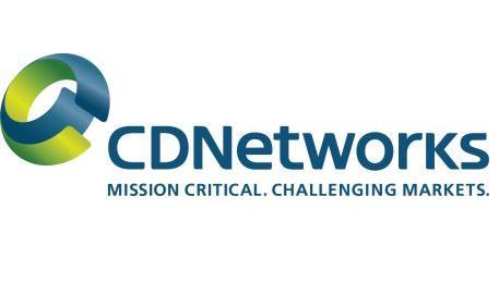 CD networks logo