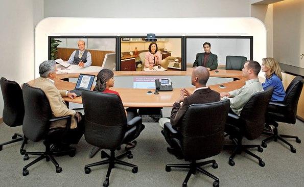 Cisco videoconferencing