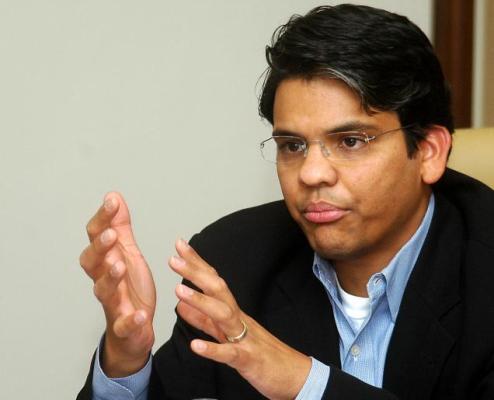 Francisco D'Souza, CEO of Cognizant Technology