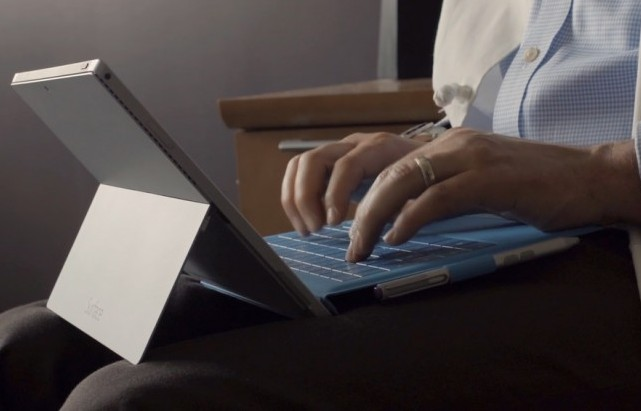 Microsoft Surface 3 for healthcare