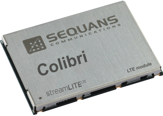 Sequans brings IoT chipset