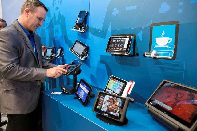 Intel at NRF 2015