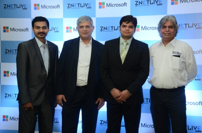 ZNetLive in pact with Microsoft for SMBs in Rajasthan