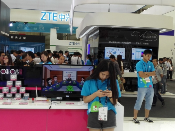 Internet users in China pix credit to InfotechLead.com
