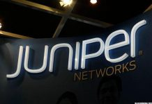 Juniper Networks for enterprise technology