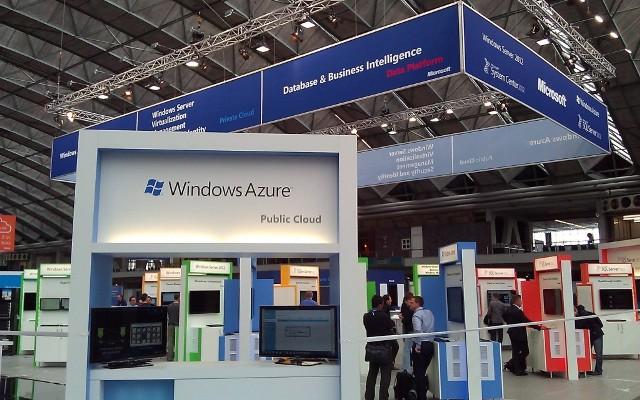 Microsoft Windows Azure public cloud