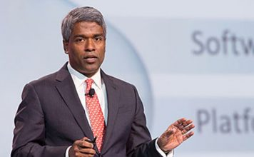 Thomas Kurian, president, product development, Oracle