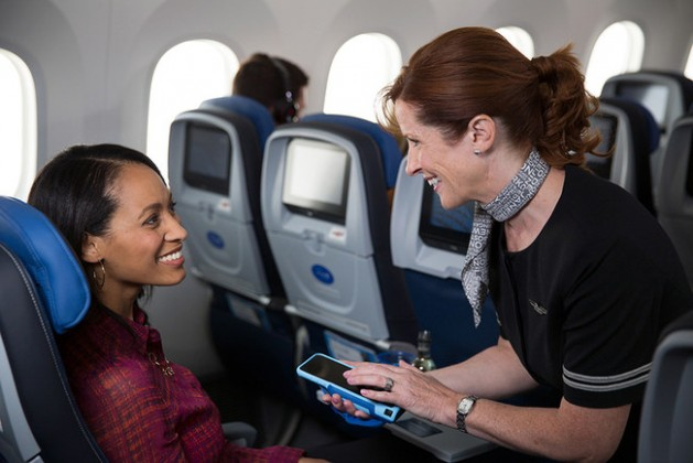 IBM United Airline