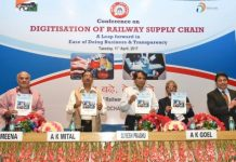 Digitisation of Indian Railways
