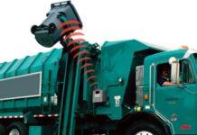 RFID on trucks