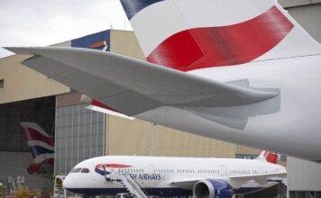 British Airways technology