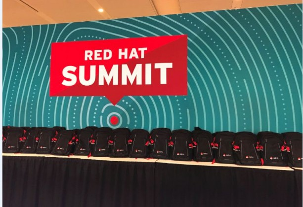 Red Hat Summit 1