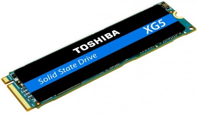 Toshiba SSD and innovation