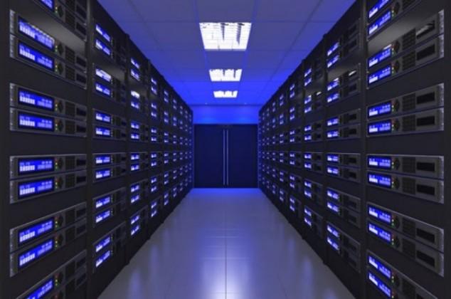 Intel data center
