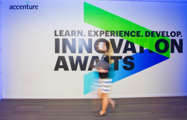 Accenture to invest 1 4 bn to build 10 innovation hubs for Innovation consulting atlanta