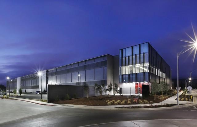 Equinix Silicon Valley data center