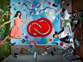 Adobe creative Cloud for professionals