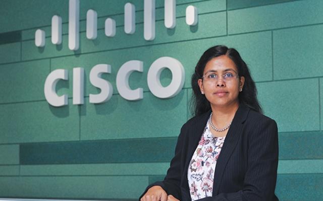 Cisco India Daisy Chittilapilly