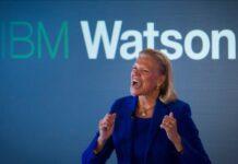 IBM CEO Ginni Rometty since 2012