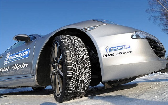 Michelin digital programs