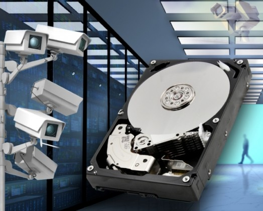 Toshiba 10TB Surveillance Hard Drive