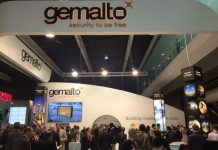 Gemalto at MWC event