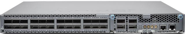 Juniper Networks QFX5100 switches