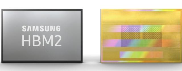 Samsung 8GB HBM2